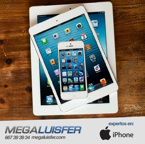 Reparar iPhone e iPad Valladolid