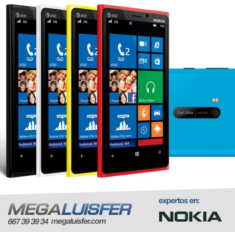 Reparar Nokia Valladolid